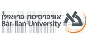 מכתב תודה - אוניברסיטת בר אילן